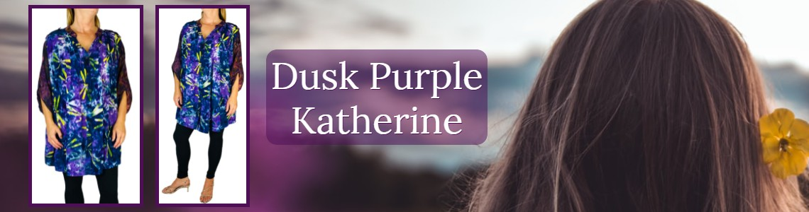 Dusk Purple Katherine