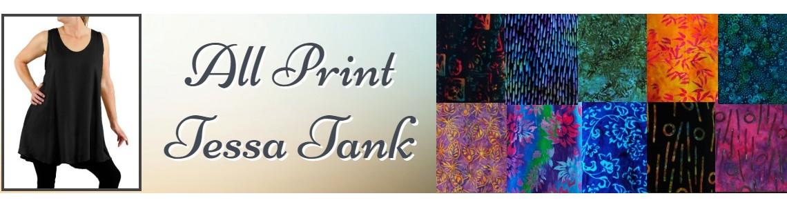 printed tanks