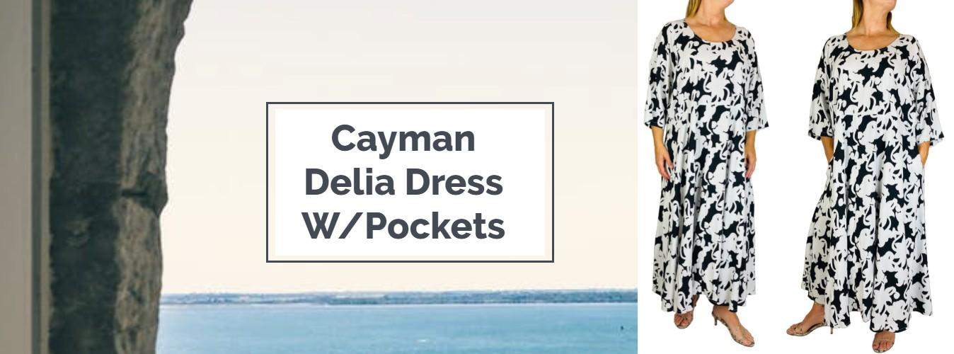 Cayman Dress