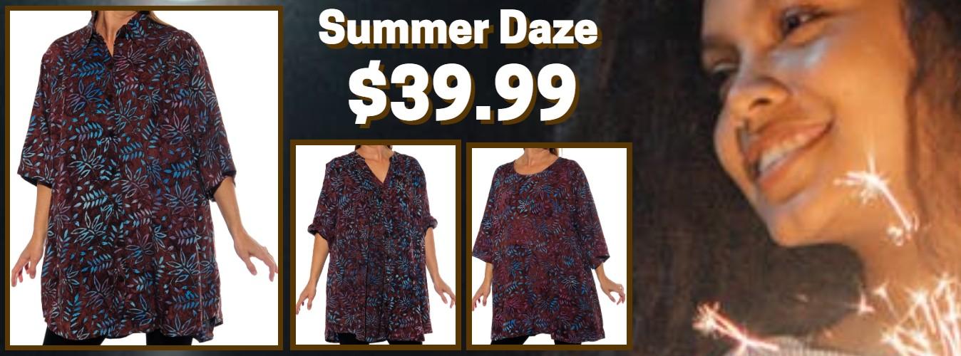 Summer Daze Sale