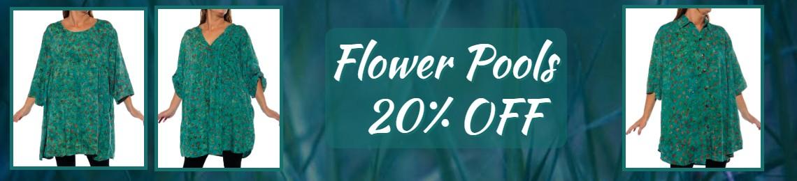 Flower Pools Discount