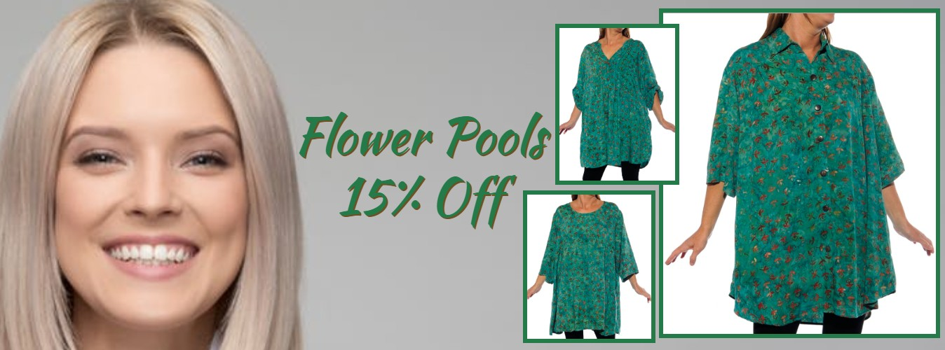 Flower Pools