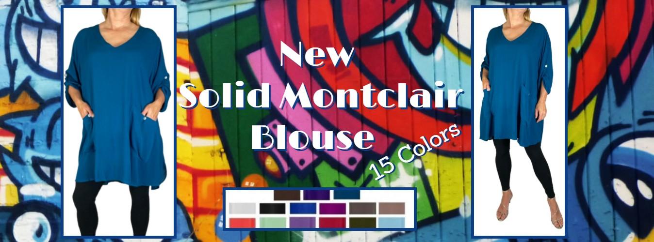 Montclair Blouse
