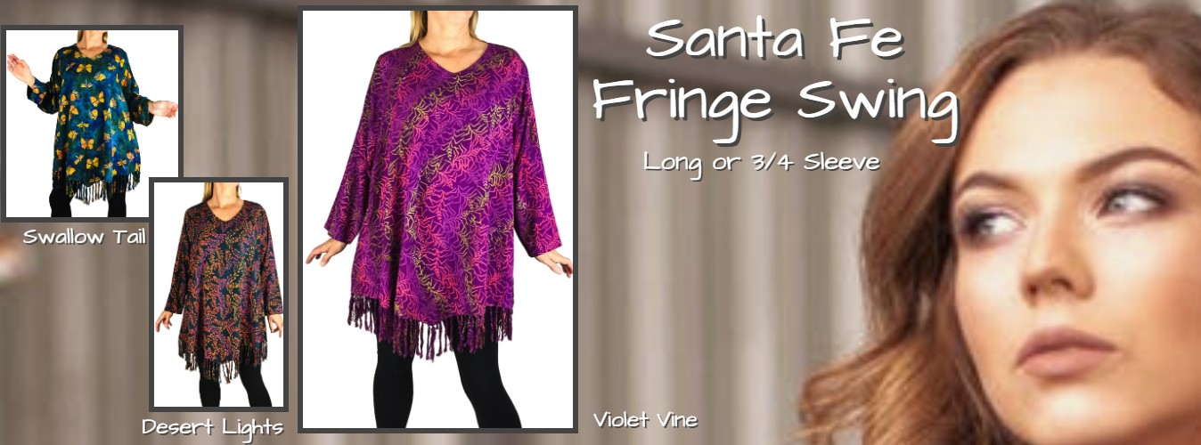 New Desert Lights Santa Fe Blouse