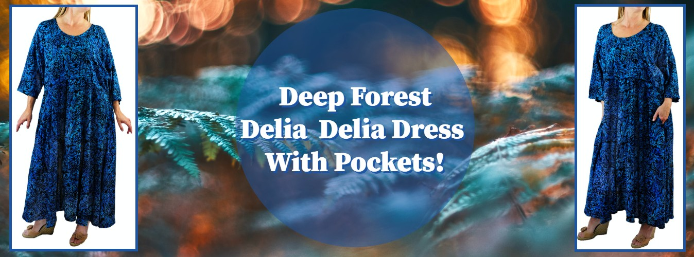 Deep Forest Delia