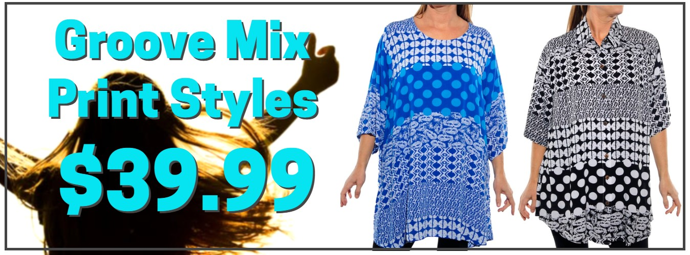 Women's Plus Size discounted tops