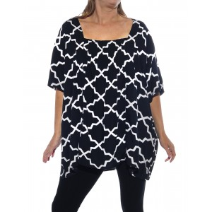 Lattice Maxine Blouse