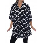 Lattice New Tunic Top