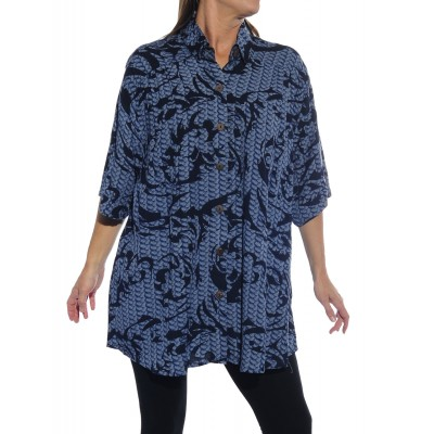 Macau New Tunic Top