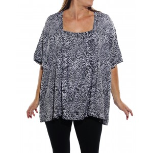 Small Leaf Maxine Blouse