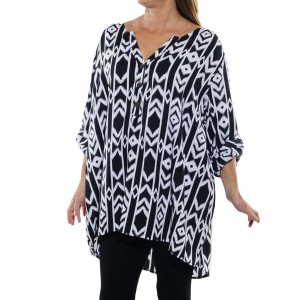 Ikat Ashley Blouse