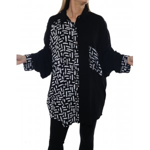 Terraza COMBO Long Sleeve Big Shirt