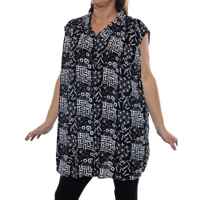 Varadero Summer Sleeveless Shirt 2X