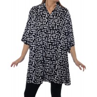 Terraza New Tunic Top 0X, 5X