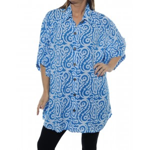 Santiago New Tunic Top