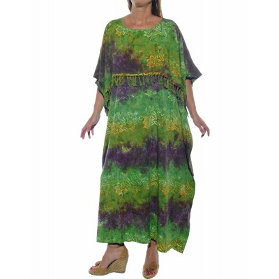 Wild Reflections Caftan Dress