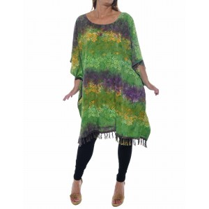 Wild Reflections Caftan Top