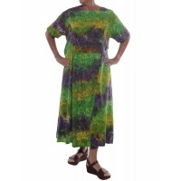 Wild Reflections Easy Dress
