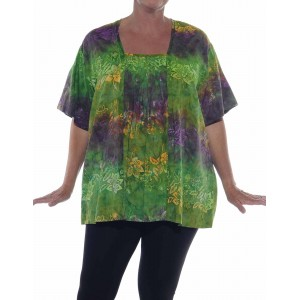 Wild Reflections Maxine Blouse