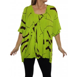 C GREEN Maxine Blouse