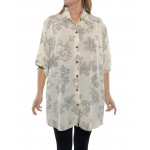 Bombay Cream New Tunic Top