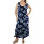Bombay Navy Blue Tank Dress