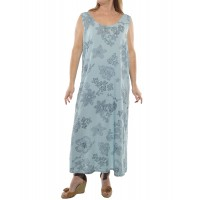 Bombay Sky Blue Tank Dress