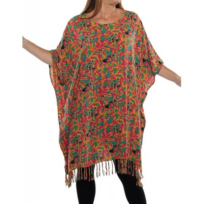 Coconut Grove Caftan Top
