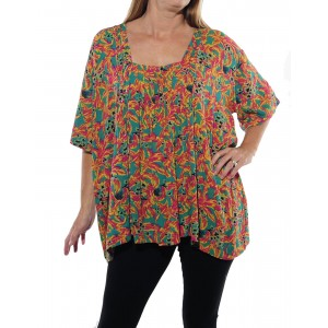 Coconut Grove Maxine Blouse