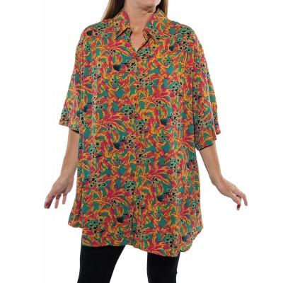 Coconut Grove New Tunic Top