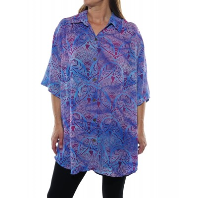 Sahara Pink New Tunic Top