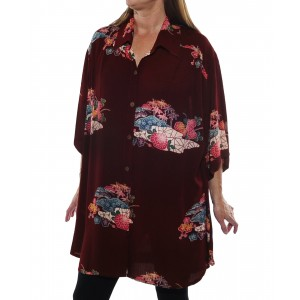Tea Garden New Tunic Top