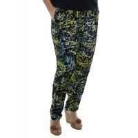 Green Bamboo Narrow Pant