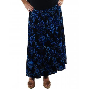 Morning Glory Tiered Skirt