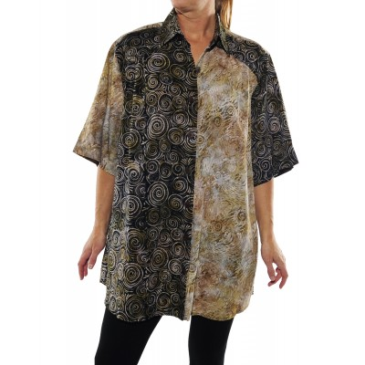 Brass Rings/Chicago Summer COMBO New Tunic Top