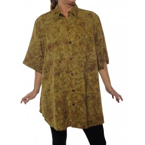 Jamaica GOLD New Tunic Top