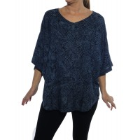 Walden Pond Shell Top