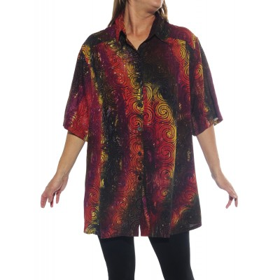 Festival New Tunic Top