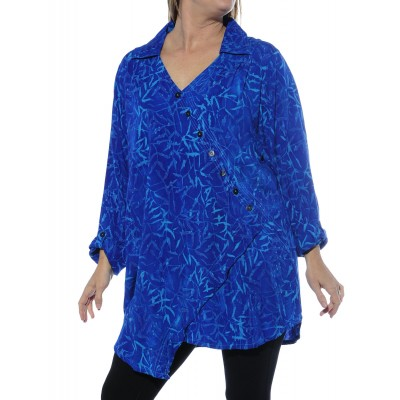 Water Leaves Soho Blouse