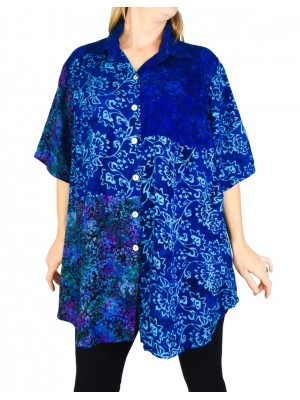 Ibiza Combo New Tunic Top