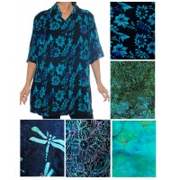 ALL PRINT New Tunic Top -Pick your print (A)