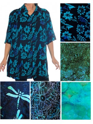 ALL PRINT New Tunic Top -Pick your print