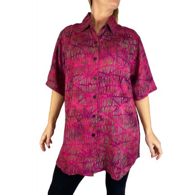 Bougainvillea New Tunic Top
