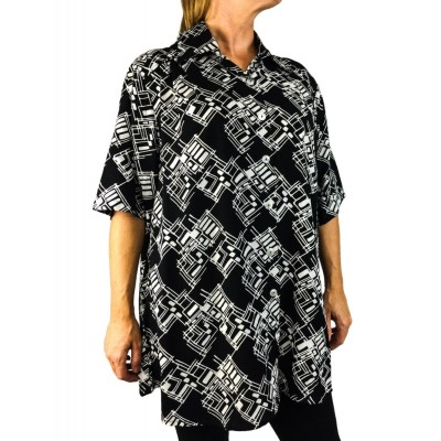 City Lights New Tunic Top