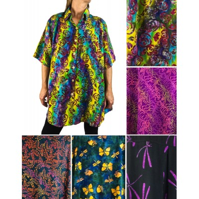 ALL PRINT New Tunic Top -Pick your print(D)
