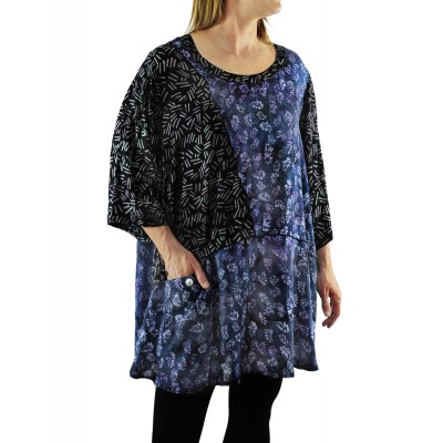 Sumatra Artist Pocket Swing Top -Voile