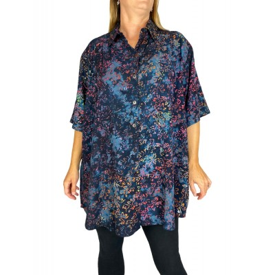 0X Autumn Vine New Tunic Top (Exchange)