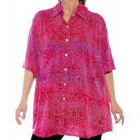 4X Boho Tribe New Tunic Top (exchange)