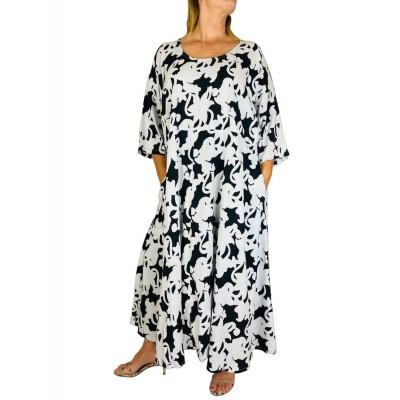 0X Cayman Delia Dress With Pockets (exchange)