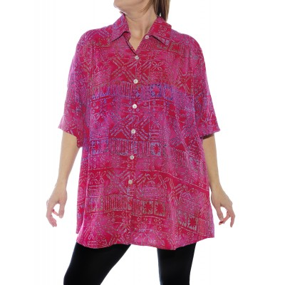 Boho Tribe New Tunic Top